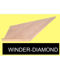 WINDER-Diamond shape